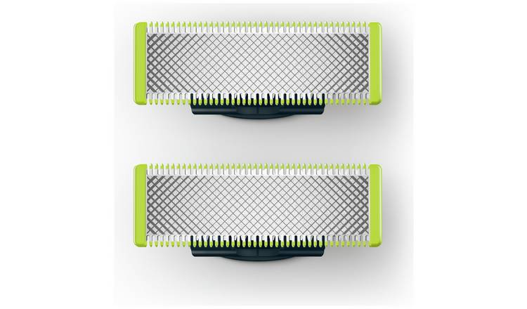Philips OneBlade Replacement Shaver Blades - 2 Pack