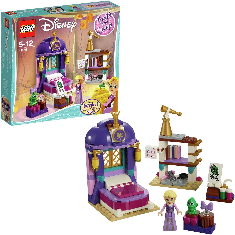 LEGO Disney Princess Rapunzel's Castle Bedroom - 41156