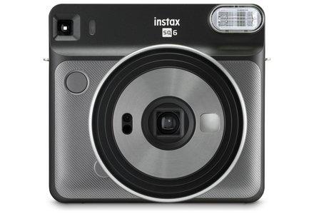 Fujifilm Instax SQ10 Square Hybrid Instant Camera.