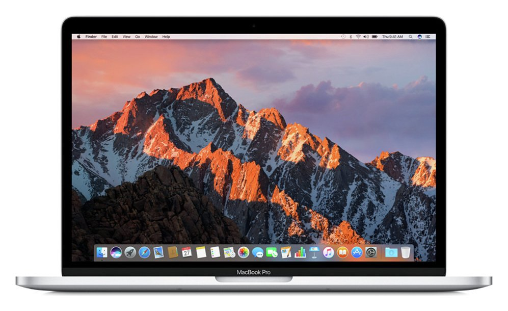 Apple MacBook Pro Touch 2018 15 In i7 16GB 256GB Silver