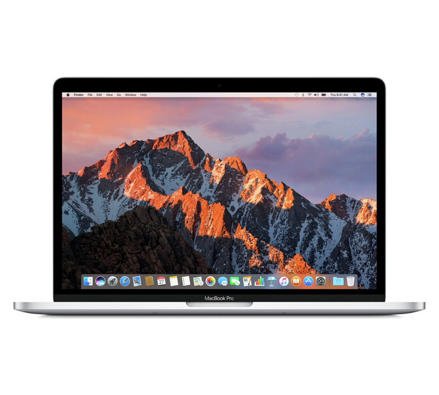 Apple MacBook Pro Touch 2018 13 Inch i5 8GB 256GB Silver