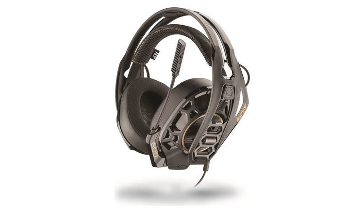 Buy Plantronics RIG 500 PRO HX Xbox One Headset - Grey | Gaming headsets |  Argos
