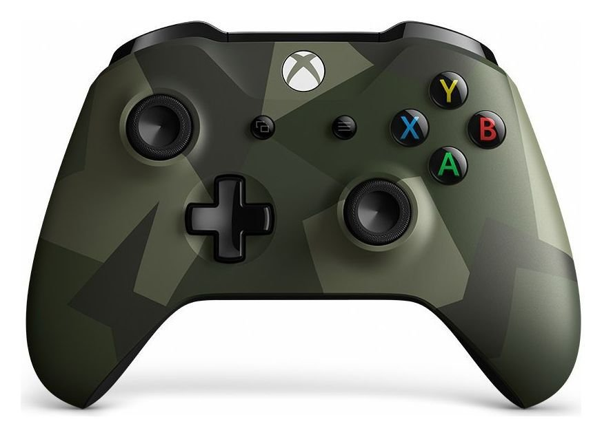 Xbox Wireless Controller - Armed Forces II Special Edition