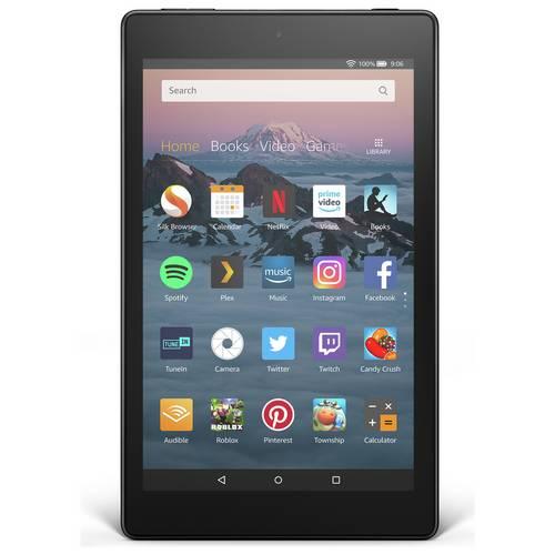 Enjoyable Buy Amazon Fire Hd 8 Alexa 8 Inch 16Gb Tablet Black Tablets Argos Best Image Libraries Counlowcountryjoecom