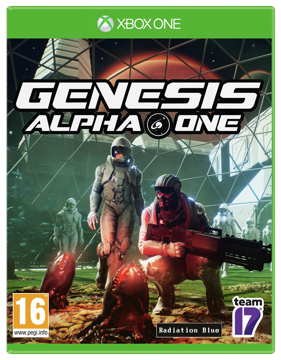 Genesis Alpha One Xbox One Game
