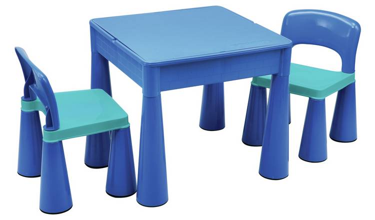 Terrific Buy Liberty House Blue Activity Table Chairs Set Kids Short Links Chair Design For Home Short Linksinfo