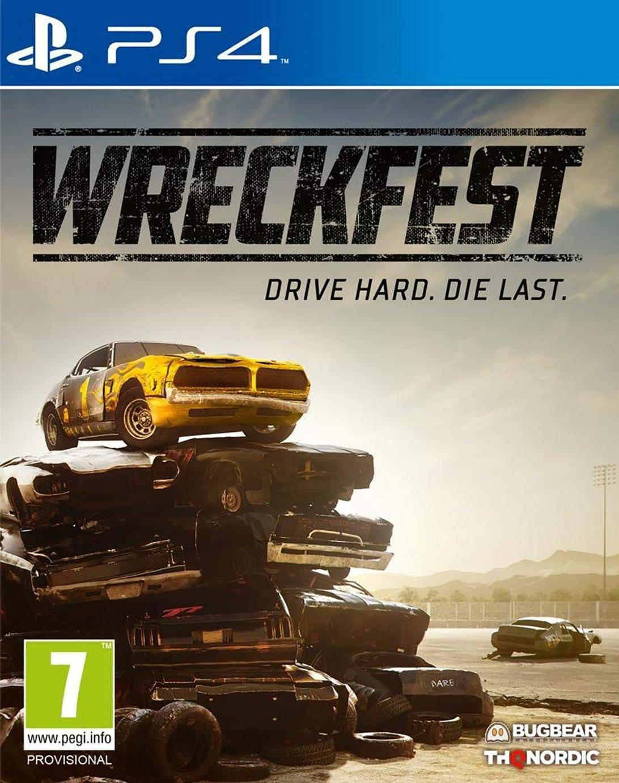 Wreckfest PS4 Pre-Order Game