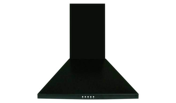 Bush BCH60B 60cm Chimney Hood - Black