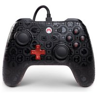 Wired Controller for Nintendo Switch - Mario Shadow