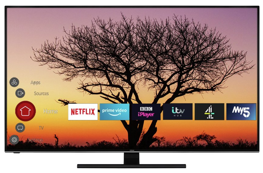 Hitachi 65 Inch 65HL26T64U Smart 4K  LED TV