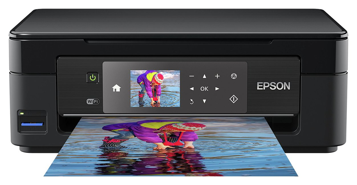 Epson Expression Home XP-452 Wireless Inkjet Printer