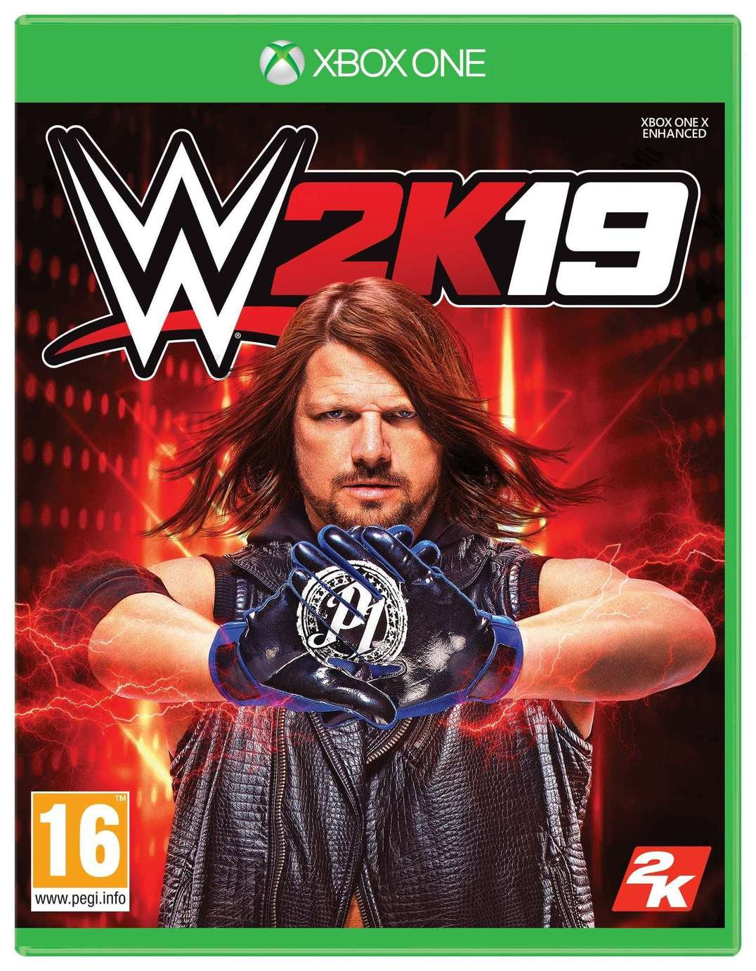 WWE 2K19 Xbox One Game