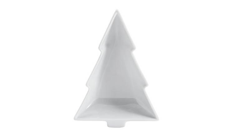 Christmas Bowls And Platters.Buy Sainsbury S Home Large Tree Serving Bowl Serving Bowls And Platters Argos