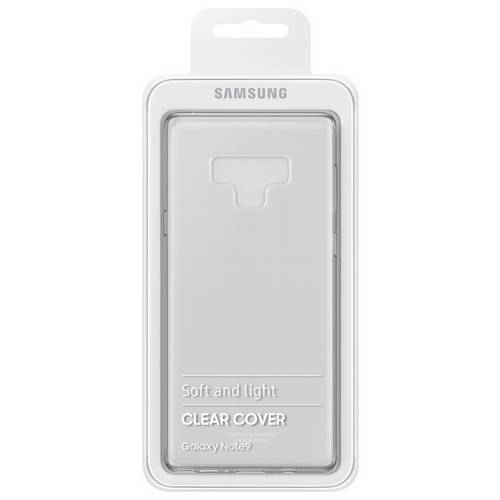 new arrival b38cf c0cbb Buy Samsung Galaxy Note 9 Phone Cover - Clear | iPad and tablet covers and  cases | Argos