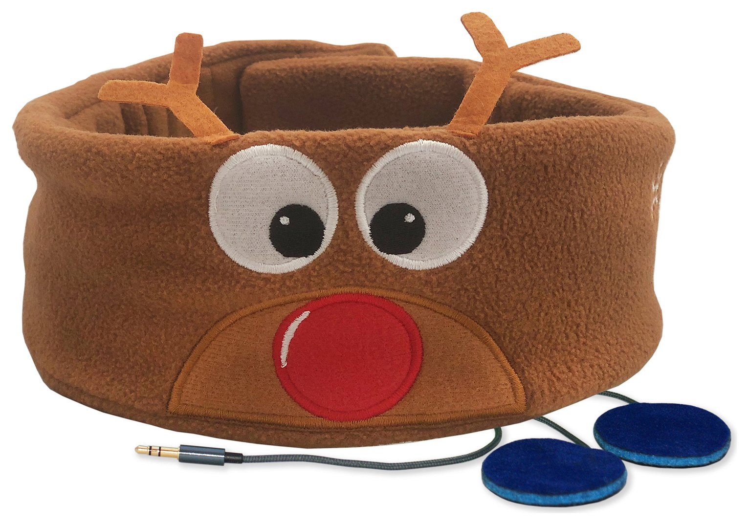 Snuggly Rascals Kids Over-Ear Headphones - Reindeer