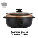 Buy Morphy Richards 3 5l Sear And Stew Slow Cooker Rose