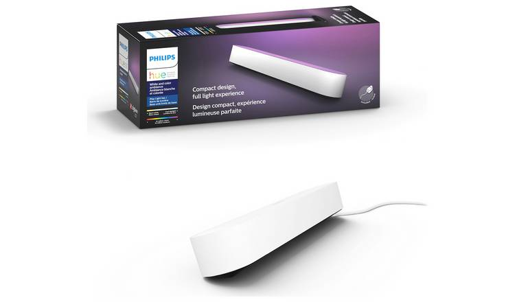 Philips Hue Play Wall Entertainment Light- Single Pack White