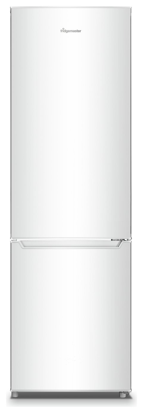 Fridgemaster MC55264A Fridge Freezer - White Best Price, Cheapest Prices