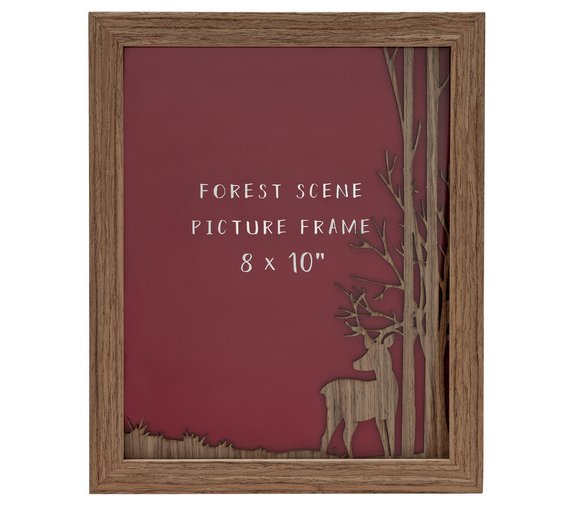 Buy Sainsburys Home Forest Hideaway Photo Frame 8x10 Photo