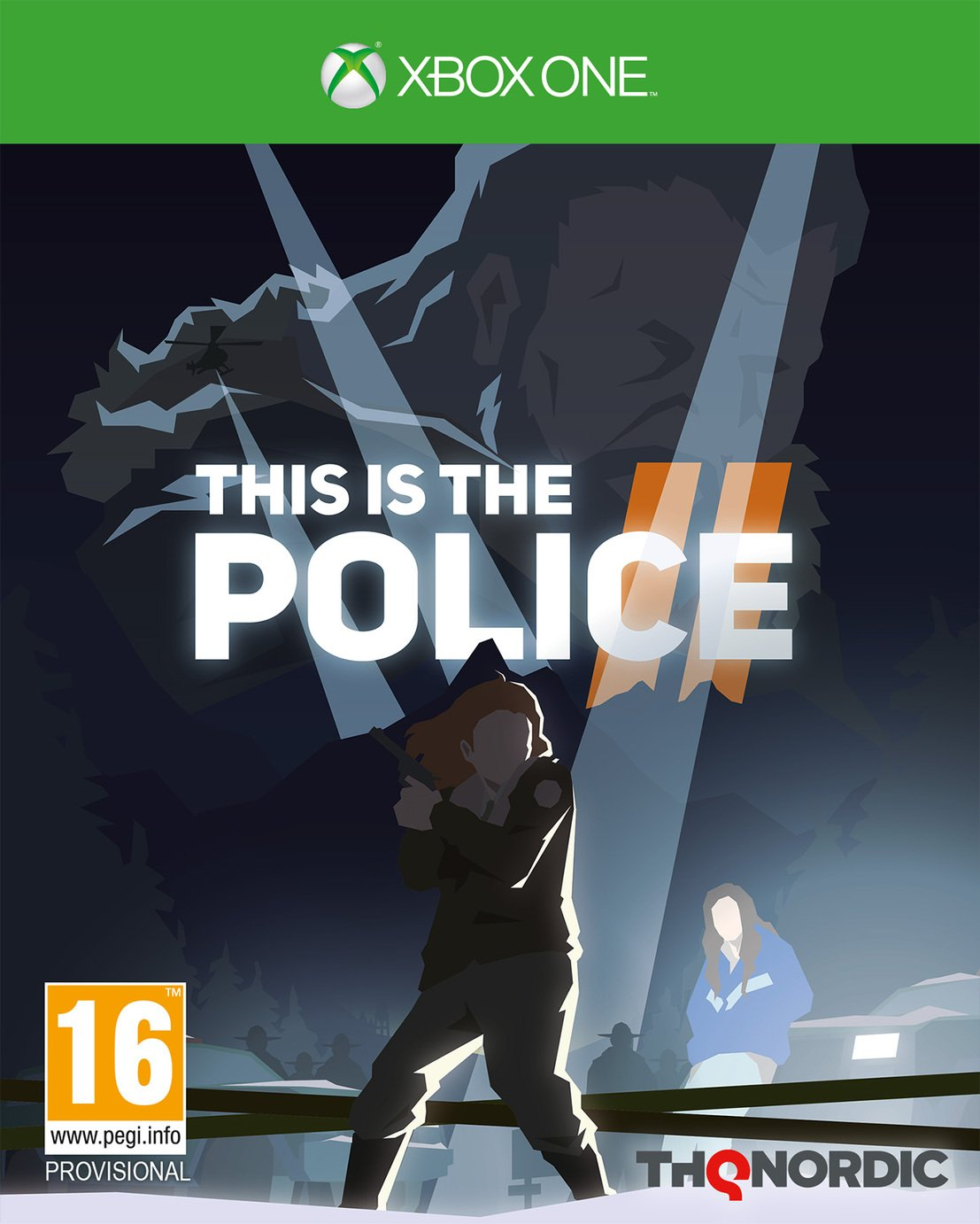 This is The Police 2 Xbox One Game