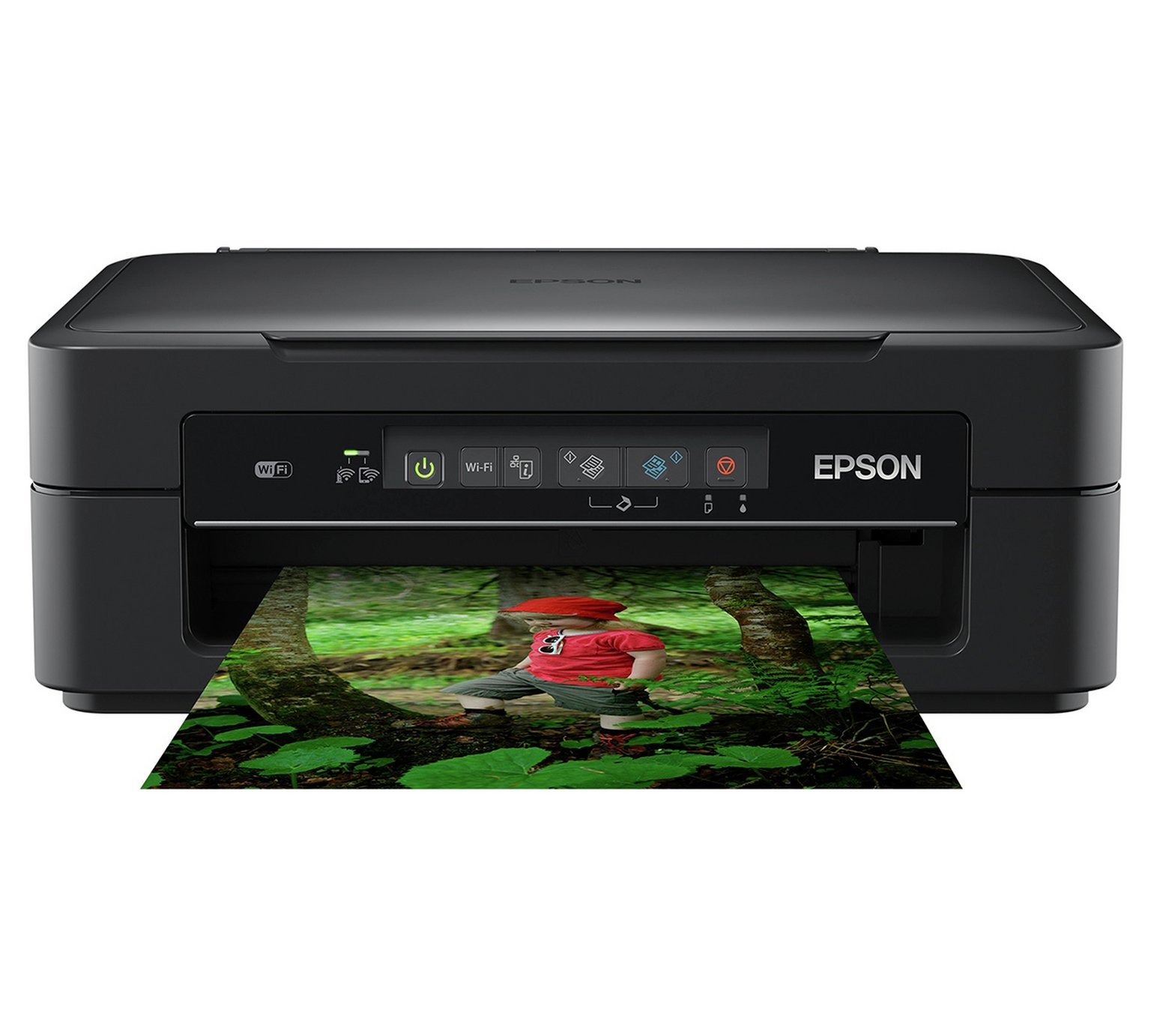 Epson Expression Home XP-255 All-in-One Wireless Printer