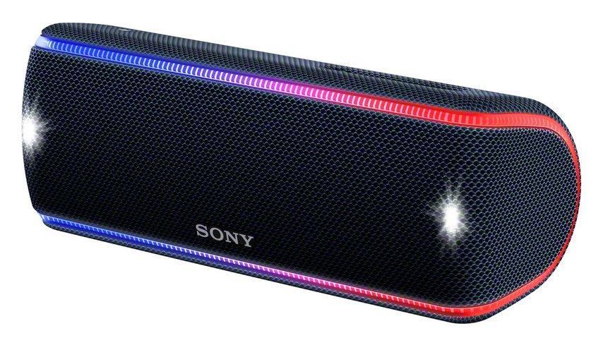 Sony SRS-XB31 Wireless Waterproof Speaker - Black