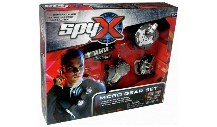 Spy X Micro Spy Gear Set