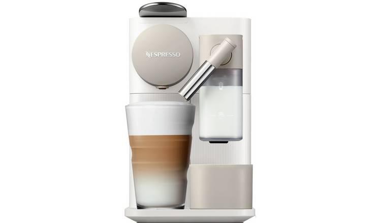 Buy Nespresso By Delonghi Latissima One Pod Coffee Machine Wht Coffee Machines Argos