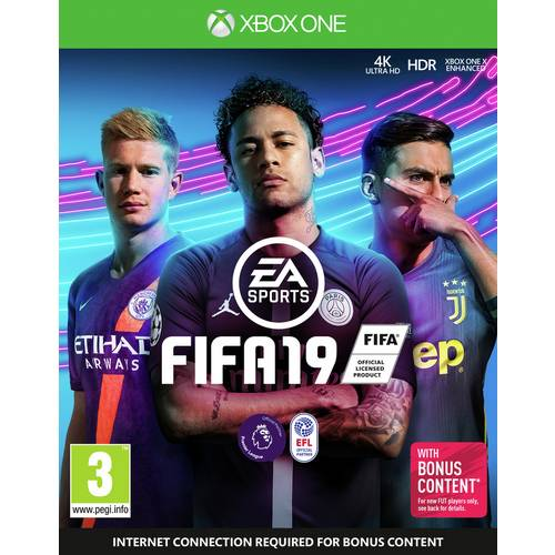 Buy FIFA 19 Xbox One Game | Xbox One games | Argos