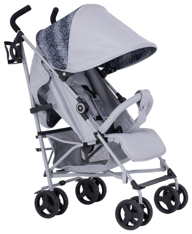 My Babiie Sam Faiers MB02 Stroller - Platinum Snake