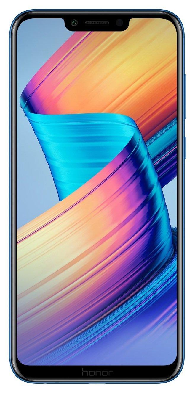 SIM Free HONOR Play 64GB Mobile Phone - Blue