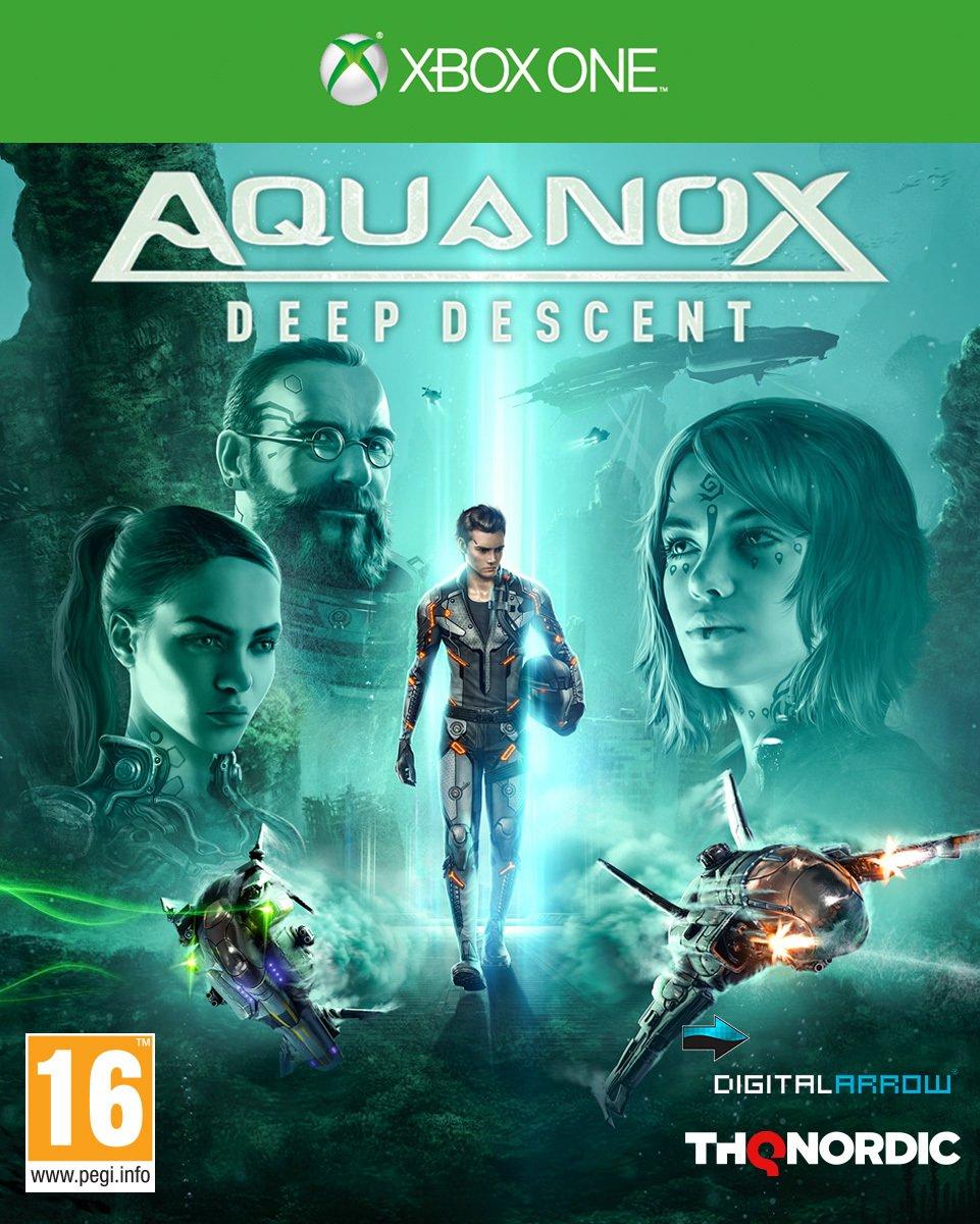 Aquanox Deep Descent Xbox One Pre-Order Game