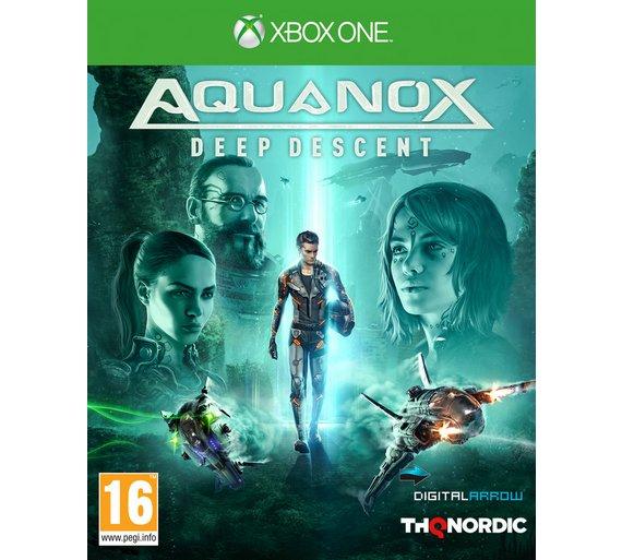 9d1ce775b16 Aquanox Deep Descent Xbox One Pre-Order Game