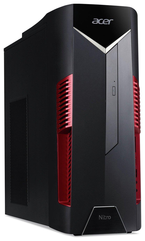 Acer Nitro N50-600 i5 8GB 1TB 256GB GTX1060 Gaming PC