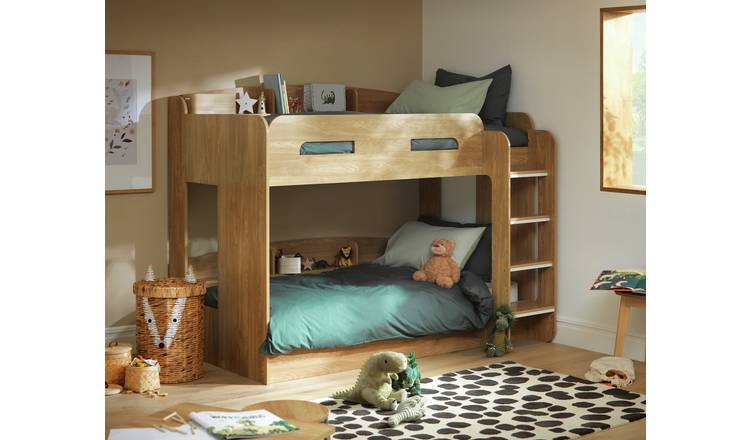 the latest d6366 96db5 Buy Argos Home Ultimate Oak Effect Bunk Bed | Kids beds | Argos