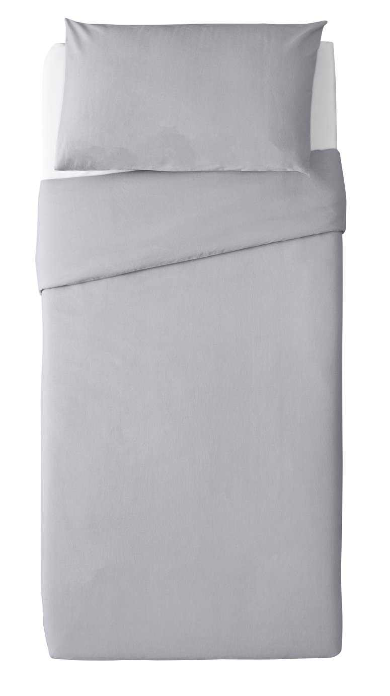 Argos Home Brushed Cotton Bedding Set