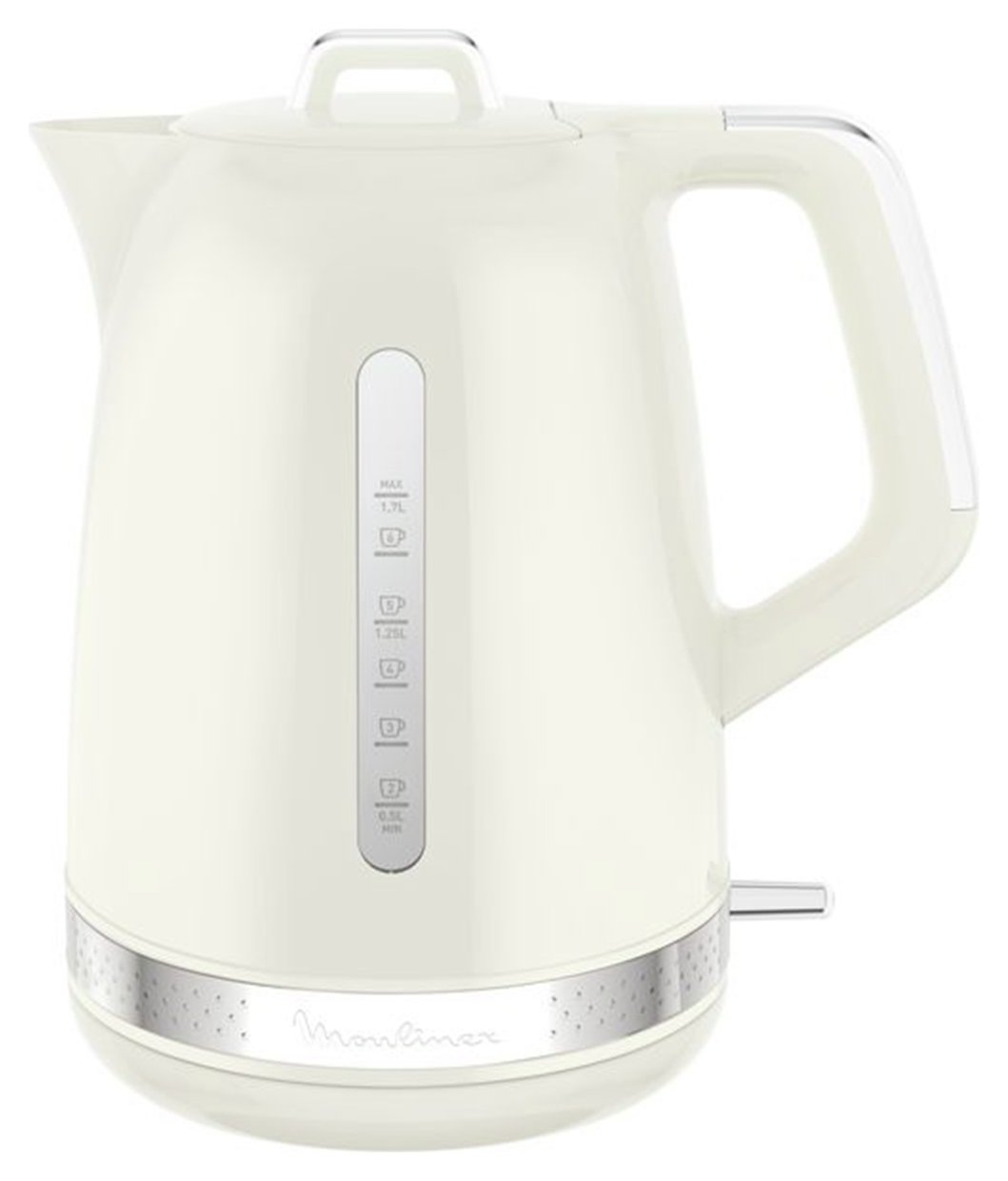 Moulinex BY320A40 Kettle - Ivory