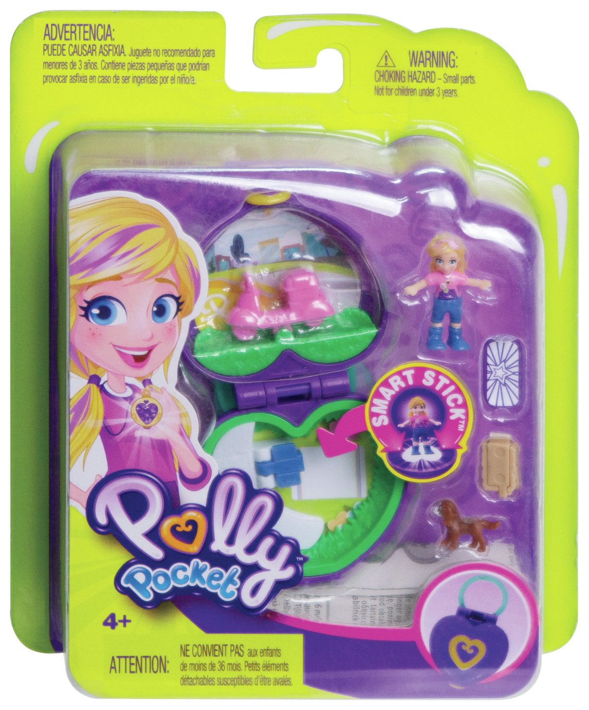 Polly Pocket Tiny Places - 2 Pack