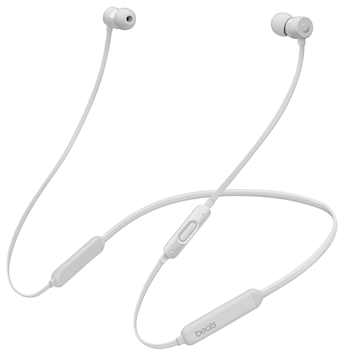 Beats X In-Ear Wireless Earphones - Satin Silver