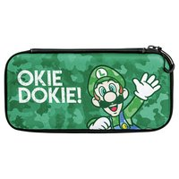 PDP Slim Nintendo Switch Case - Luigi Camo
