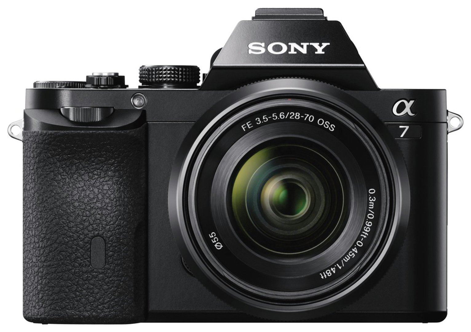 Sony Alpha A7 Mirrorless Camera With 28-70mm Lens