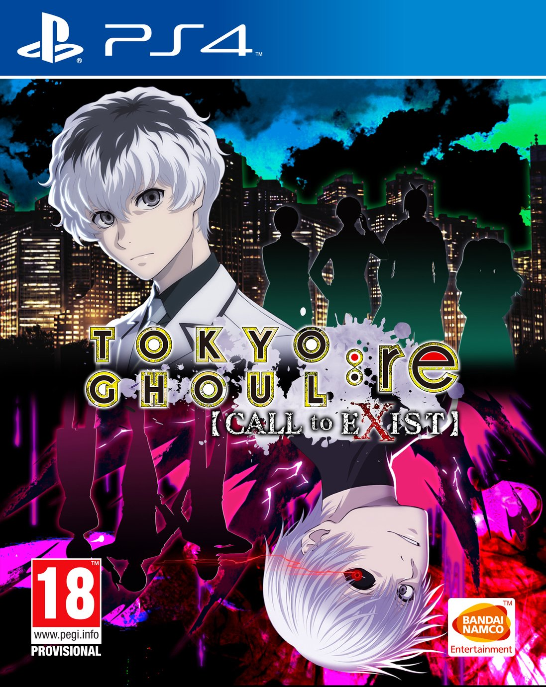 Tokyo Ghoul: Recall to Exist PS4 Pre-Order Game