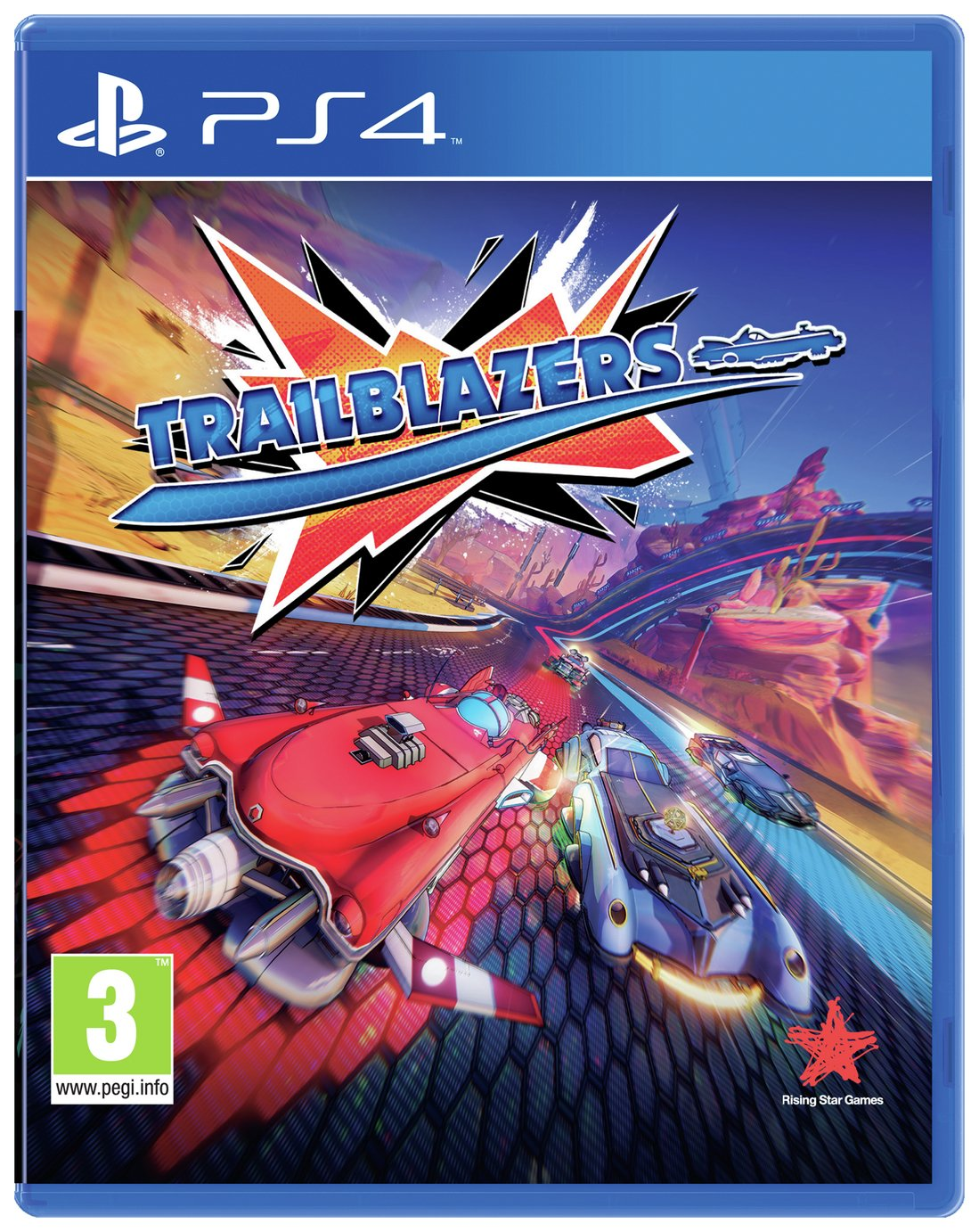 Trailblazers PS4 Game