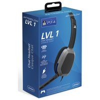 Afterglow LVL1 Communicator PS4 Headset - Black