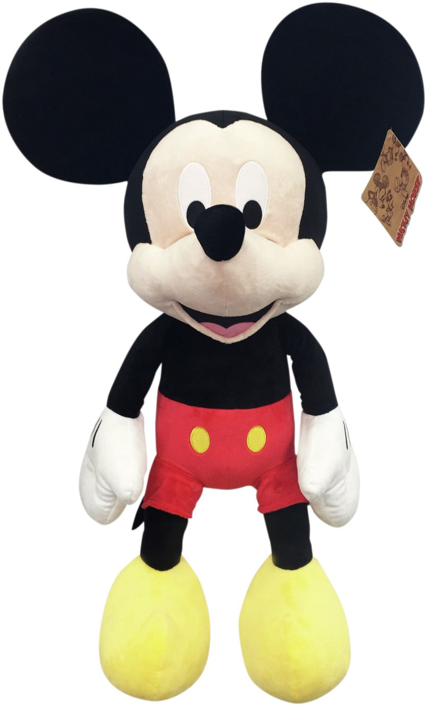 Disney Mickey Mouse 90th Annivesary Plush Toy - Large