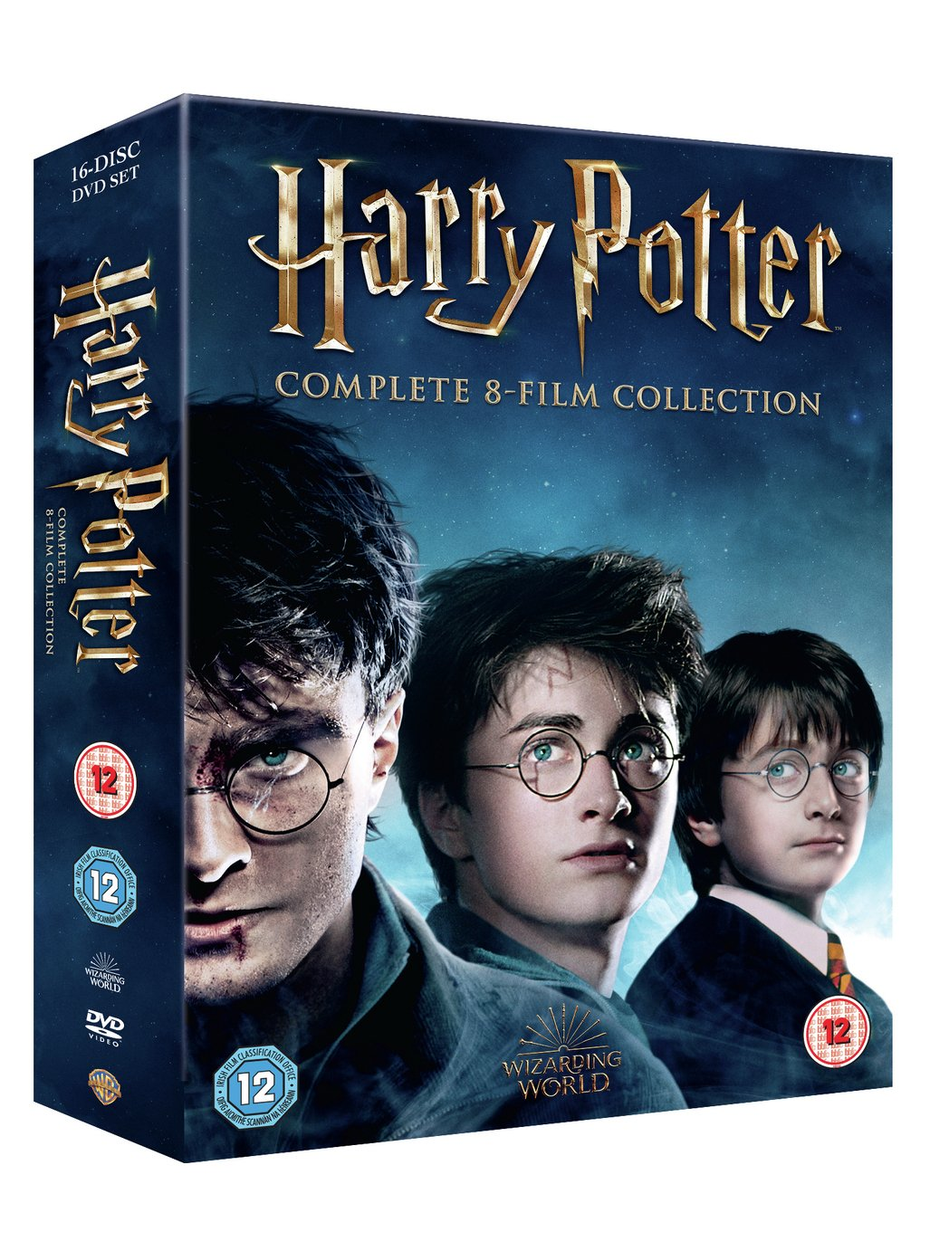 Harry Potter: The Complete DVD Box Set
