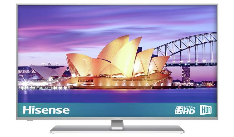 Buy Hisense 43 Inch H43A6550UK Smart 4K LED TV | Televisions and  accessories | Argos