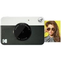 Kodak Printomatic Instant Camera - Black