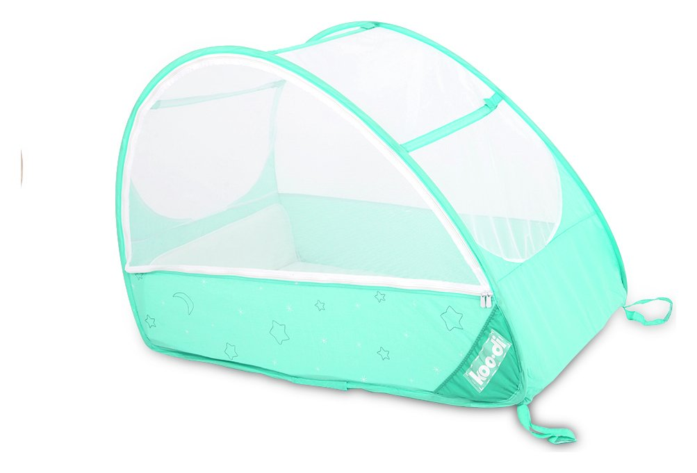 Koo-di Pop Up Travel Cot - Cockatoo
