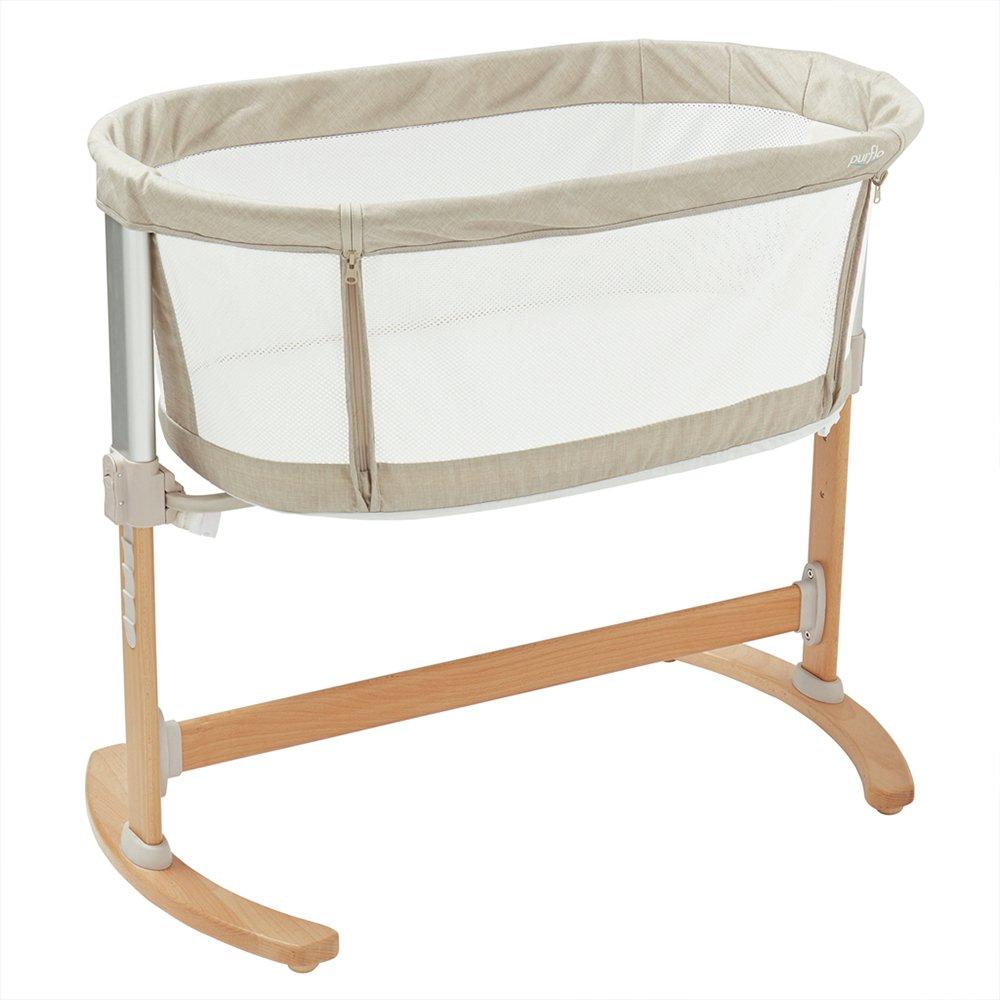 Purflo Breathable Bedside Crib